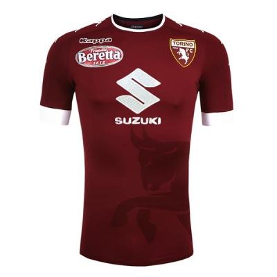 16-17 Torino FC Home Soccer Jersey Shirt
