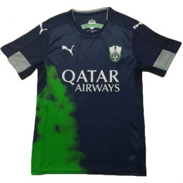 16-17 Al Ahli Jeddah Away Black Jersey Shirt