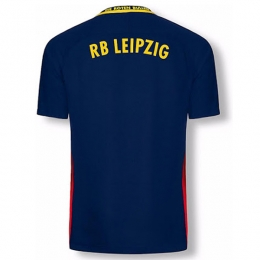 16-17 RB Leipzig Away Navy Soccer Jersey Shirt
