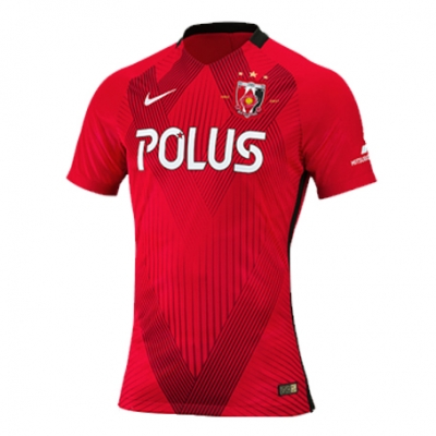 17-18 Urawa Red Diamond Home Red Jersey Shirt