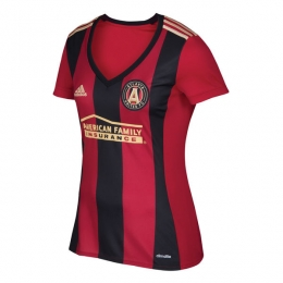 17-18 Atlanta United Home Women's Jersey Shirt