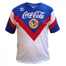 93-94 Club America Away Whirt Retro Jersey Shirt