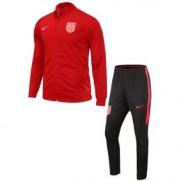2017 USA Red N98 Training Kit(Jacket+Trouser)