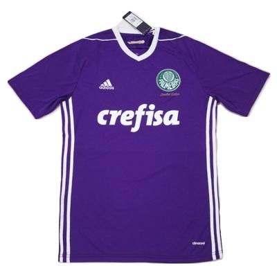 17-18 Palmeiras Obsessão Goalkeeper Soccer Jersey Shirt