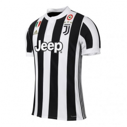 17-18 Juventus Home Soccer Jersey Shirt(Player Version)