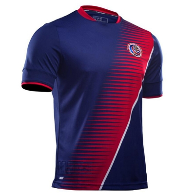 2017 Costa Rica Gold Cup Third Away Soccer Jersey Shirt