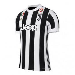 17-18 Juventus Home Soccer Jersey Shirt(Player Version)