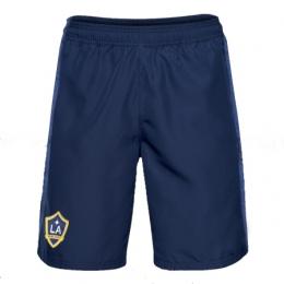 17-18 La Galaxy Away Navy Jersey Shorts
