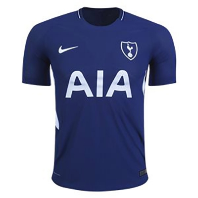 17-18 Tottenham Hotspur Away Navy Jersey Shirt(Player Version)