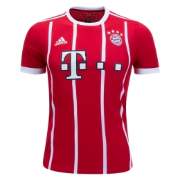 17-18 Bayern Munich Home Jersey Shirt(Player Version)