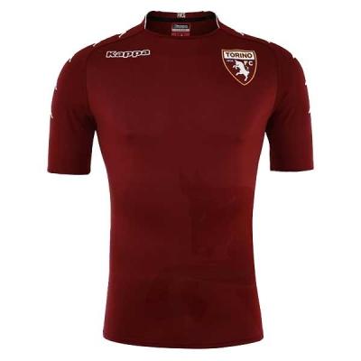 17-18 Torino FC Home Soccer Jersey Shirt