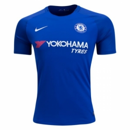 17-18 Chelsea Home Soccer Jersey Shirt(Player Version)