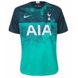 super popular 699a6 710d5 18-19 Tottenham Hotspur Third Away Green Soccer Jersey Shirt(Player Version)