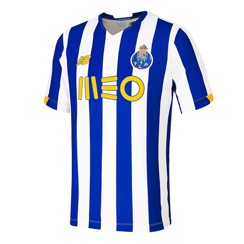 20 21 Porto Home Blue White Soccer Jerseys Shirt Fc Porto Jersey Shirt Sale