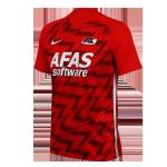 20/21 AZ Alkmaar Home Red Soccer Jerseys Shirt