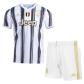 Juventus Home Jersey Kit 2020/21 (Shirt+Shorts)