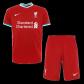 Liverpool Home Jersey Kit 2020/21 (Shirt+Shorts)