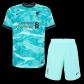 Liverpool Away Jersey Kit 2020/21 (Shirt+Shorts)