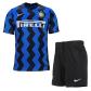 Inter Milan Home Jersey Kit 2020/21 (Shirt+Shorts)