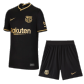 Barcelona Away Jersey Kit 2020/21 (Shirt+Shorts)