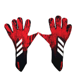 AD Red&Black Pradetor A12 Goalkeeper Gloves