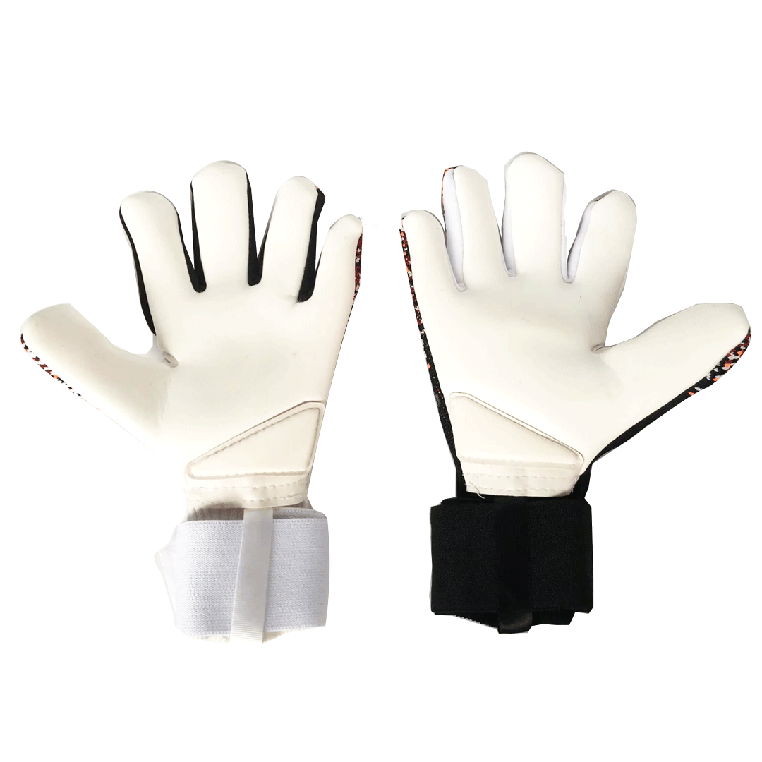AD White&Black Predator Pro Goalkeeper Gloves
