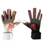 AD White&Black Predator Pro Goalkeeper Gloves