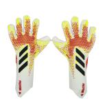 AD White&Yellow Pradetor A12 Goalkeeper Gloves