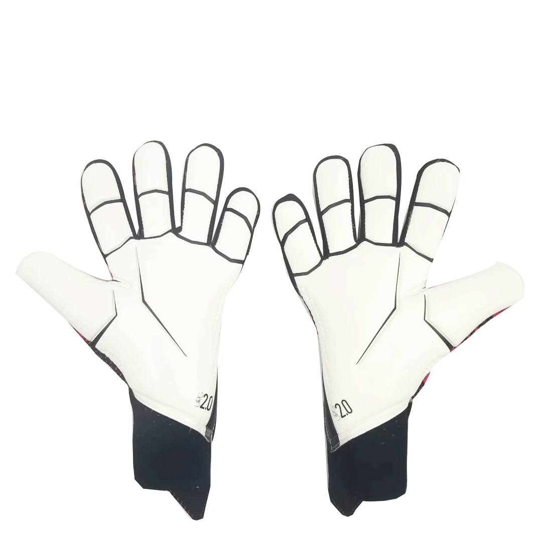 AD Black&Red Pradetor A12 Goalkeeper Gloves