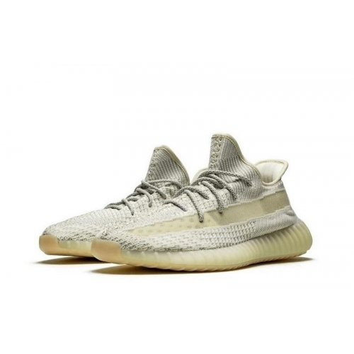 Adidas Yeezy Boost 350 V2 'Lundmark' Reflective Cleat-Grey Green