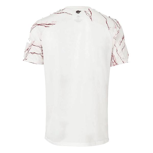 20/21 Arsenal Away White Soccer Jerseys Shirt