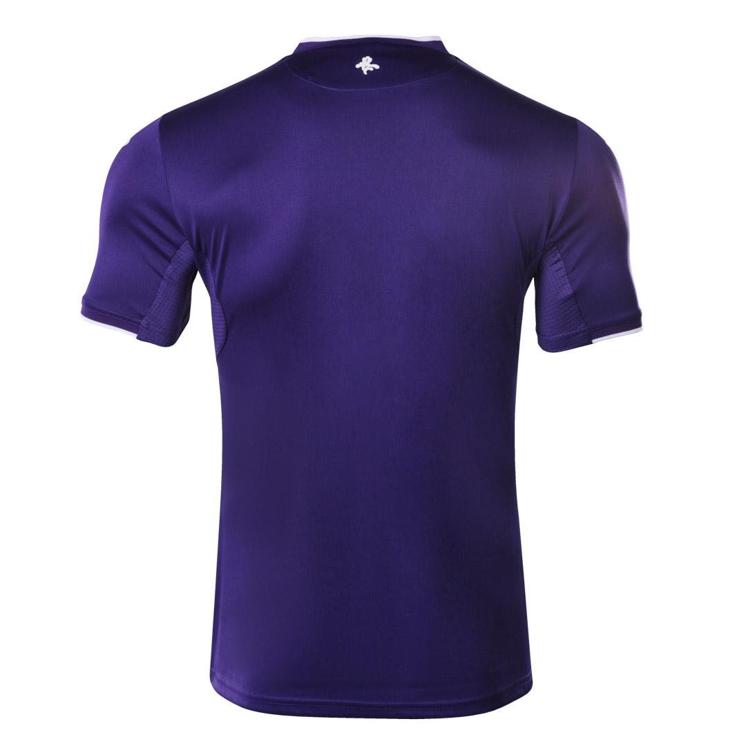20/21 RSC Anderlecht Home Purple Soccer Jerseys Shirt