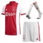 Ajax Home Jersey Kit 2020/21 (Shirt+Shorts+Socks)