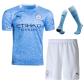 Manchester City Home Jersey Kit 2020/21 (Shirt+Shorts+Socks)