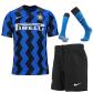 Inter Milan Home Jersey Kit 2020/21 (Shirt+Shorts+Socks)