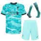 Liverpool Away Jersey Kit 2020/21 (Shirt+Shorts+Socks)
