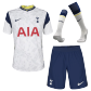 Tottenham Hotspur Home Jersey Kit 2020/21 (Shirt+Shorts+Socks)