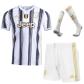 Juventus Home Jersey Kit 2020/21 (Shirt+Shorts+Socks)