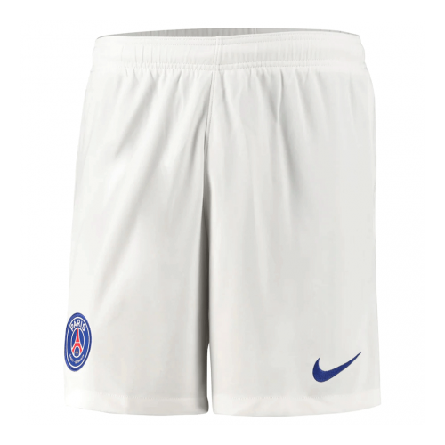 20/21 PSG Away White&Red Soccer Jerseys Whole Kit(Shirt+Short+Socks)