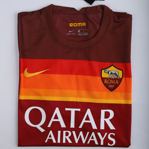 Roma Home Jersey Kit 2020/21 (Shirt+Shorts+Socks)