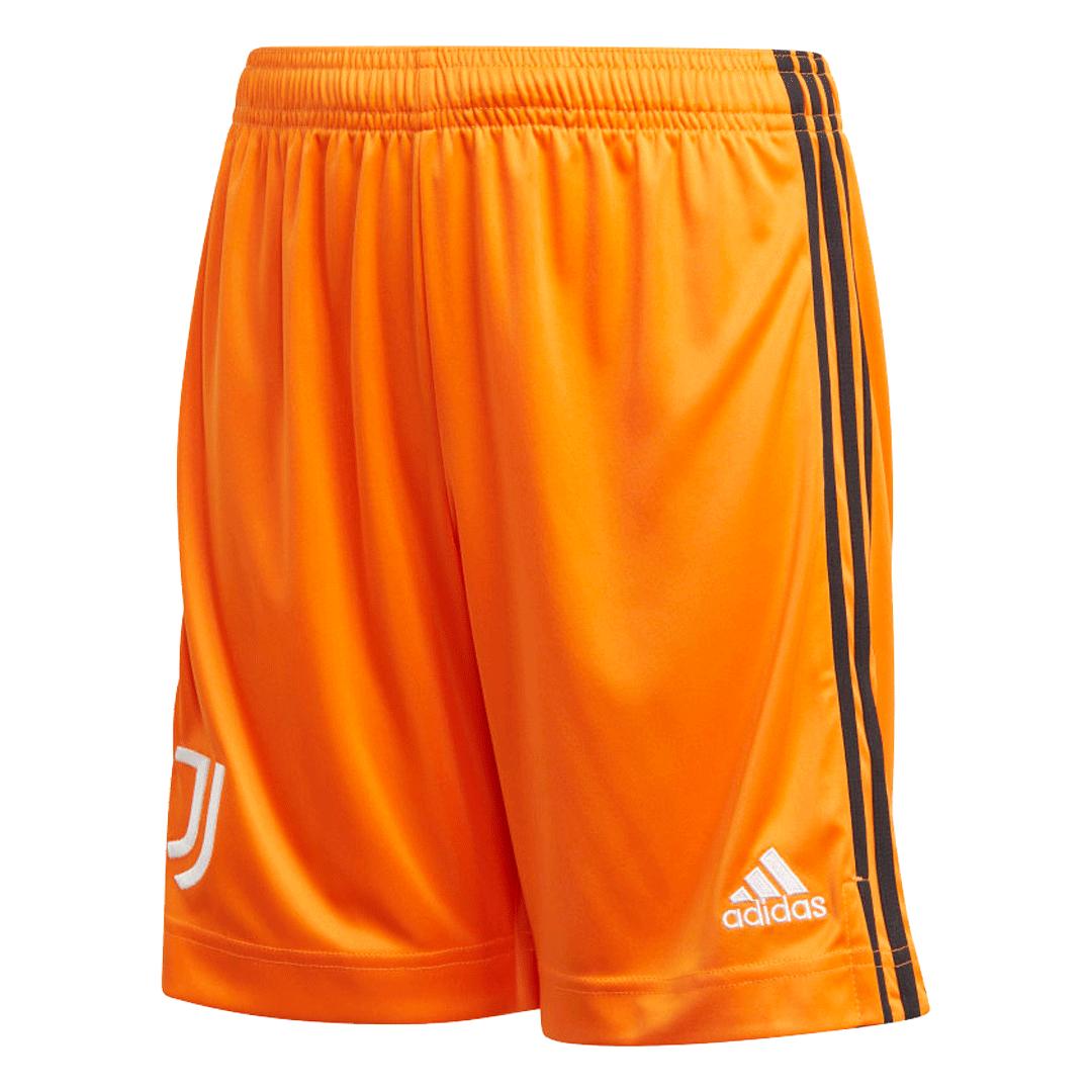 Juventus Third Away Jersey Kit 2020/21 (Shirt+Shorts)