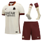 Roma Away Jersey Kit 2020/21 (Shirt+Shorts+Socks)