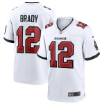 NFL Brady #12 Tampa Bay Buccaneers Game Jersey