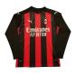 AC Milan Home Jersey 2020/21 - Long Sleeve