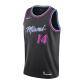Miami Heat Tyler Herro #14 NBA Jersey Swingman 2019/20 Nike - Black - City