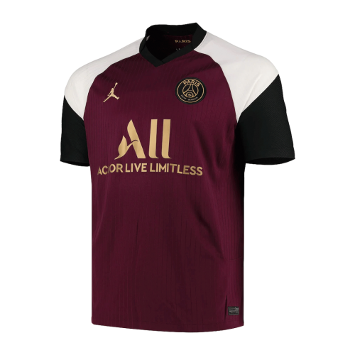 PSG Third Away Jersey Authentic 2020/21