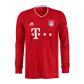 Bayern Munich Home Jersey 2020/21 - Long Sleeve