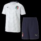 Italy Away Jersey Kit 2020 (Shirt+Shorts)