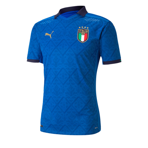 Italy Home Jersey Authentic 2020