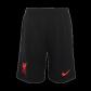 Liverpool Third Away Soccer Shorts 2020/21